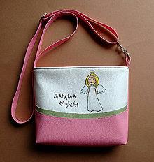 Detské tašky - anjelik pre Bianku - 4327873_