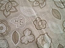 Textil - Dekoračná látka - ✿ - 4331604_