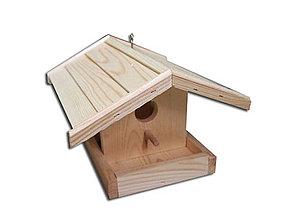 Polotovary - Veľká búdka pre vtáčiky - 4333840_