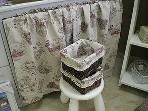 Úžitkový textil - Veci pre pani Martu - 4338245_