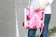 Veľké tašky - Velká s batikou - 4340863_