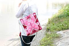 Veľké tašky - Velká s batikou - 4340864_