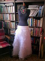 Svadba - butterfly svadobná suknička  - 4340688_
