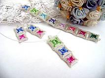Sady šperkov - Miss color - 4341449_
