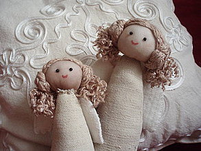 Bábiky - Usmiate duo. - 4344270_