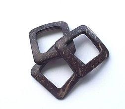 Komponenty - Kokosová korálka Karkas - 4342599_