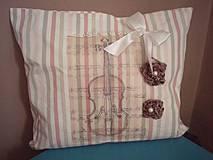Úžitkový textil - Vankúš - 4343197_
