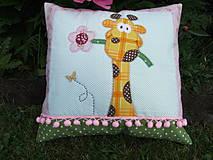 - vankúšik Žirafa - 4345106_