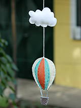 Hračky - Uletené balóny - 4345069_