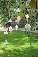 Hračky - Uletené balóny - 4345073_