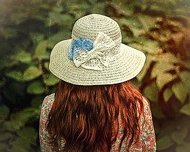 """Čiapky - Diana sa vydáva (kolekcia """"Zo zeleného domu"""") - 4346648_"""