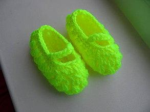 Topánočky - bábätkovské cvičky - 4346761_