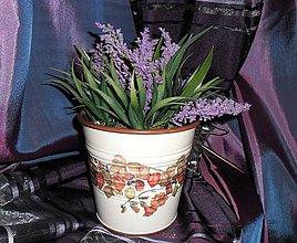 Nádoby - črepník-oran.kvety - 4349125_