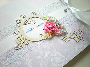 Papiernictvo - Svadobný album - 4353563_