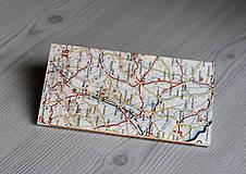 Papiernictvo - Notes 'Mapa' - 4354231_