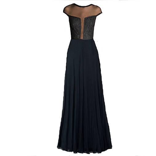 Spoločenské šaty s tylovým vrškom a sukňou   Dyona - SAShE.sk ... 17fa8441e4b