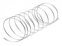 Komponenty - Pamäťový drôt 50 mm - 4355269_