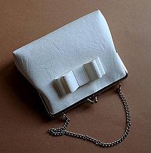 Kabelky - biela elegancia - 4355398_