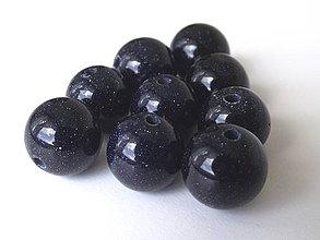 Minerály - Blue sandstone 12 mm - 4358103_