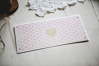 Papiernictvo - Otváracia pohľadnica - svadobná #3 - 4362912_