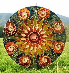 Dekorácie - Mandala..Životná Sila 2 - 4362524_