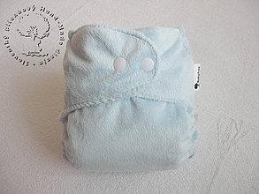 Detské doplnky - Mráčik - MinkyPUL Kapsovka (veľ. S-M-L) + vkladačka - 4363749_