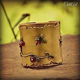 Náramky - Golden Bride - 4368909_
