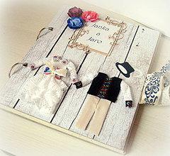 Papiernictvo - Ľudová modranská svadba album - 4370561_