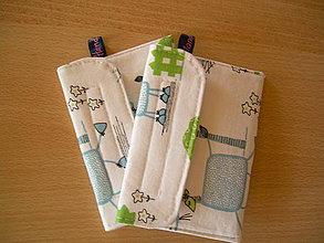 Detské tašky - detská peňaženka - 4373156_