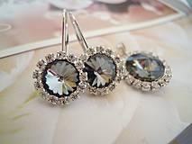 Sady šperkov - Nočná obloha - súprava - 4374664_