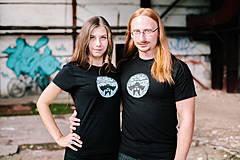Oblečenie - Pánske tričko - Hanging Bat - 4377997_