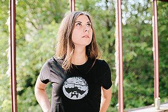 Tričká - Dámske tričko - Hanging Bat - 4377962_