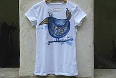 Tričká - Vtáčik letáčik - 4375497_