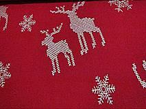 Textil - strieborné sobíky - 4378968_