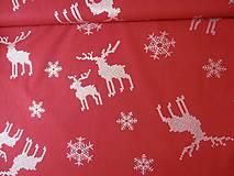 Textil - strieborné sobíky - 4378971_