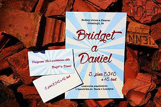 Papiernictvo - Bridget&Daniel - 4386319_