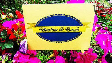 Papiernictvo - Martina&David I. - 4387173_