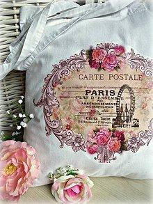 Veľké tašky - Vintage bag obojstranná - 4386711_