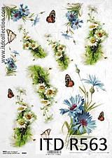 - ryžový papier kvety - 4387582_
