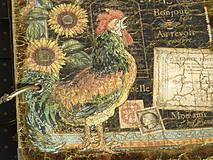 Papiernictvo - Luxusný receptár na chalupu ♥ č 1 - 4386107_