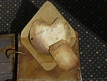 Papiernictvo - Luxusný receptár na chalupu ♥ č 1 - 4386108_