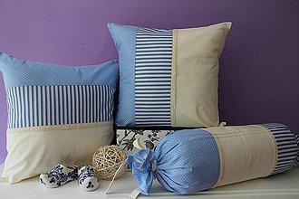 Úžitkový textil - Vankúšiky  za super cenu akákoľvek farba - 4388378_