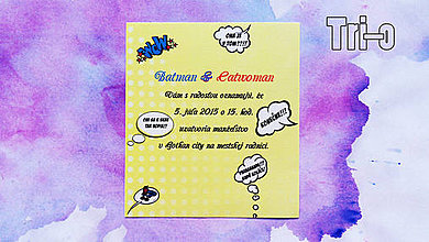 Papiernictvo - Batman&Catwoman - 4390359_