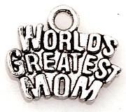 Prívesok s nápisom WORLDS GREATEST MOM