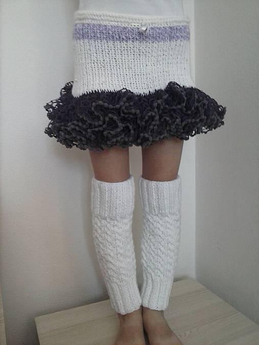 7218633fbb8 Dievčenská sukna + štucne   terai - SAShE.sk - Handmade Detské oblečenie