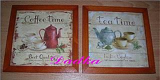 Obrázky - Káva a čaj - 4393486_