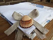Úžitkový textil - Ľanový obrus Brise de Mer - 4395296_