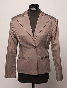 Kabáty - Sako s klopovým golierom - 4400635_