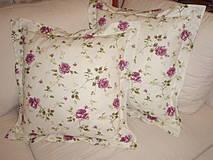 Úžitkový textil - Ozdobný vankúš - 4400177_