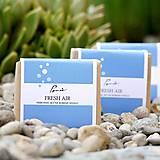 - Fresh air - prírodné mydlo - 4405121_